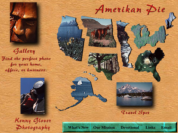 Welcome to the Amerikan Pie Galleries